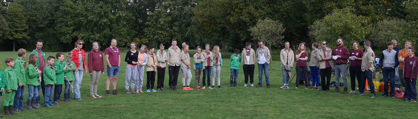 Scouting St. Rafaël
